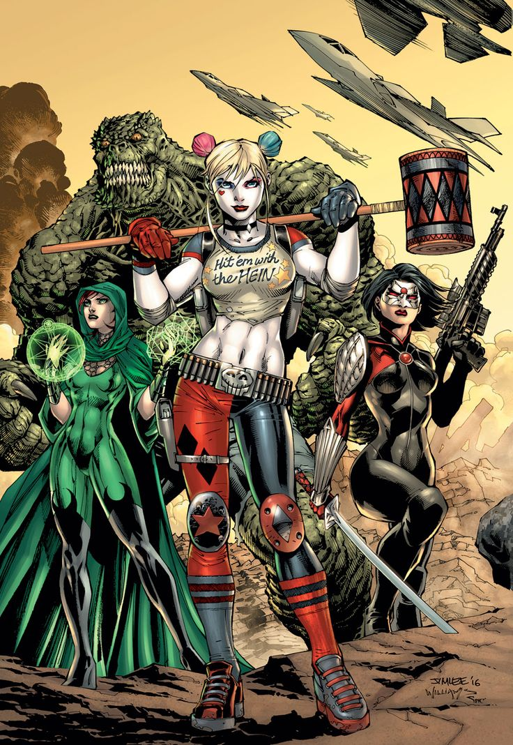 Rebirth Continues to Loom Large in DC Comics' November 2016 Solicits