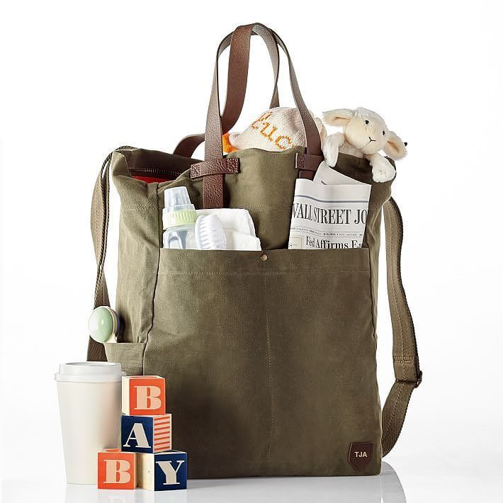 Baby Talk The Coolest Diaper Bag And Carry All Our Double Duty Will Be A Hit For Dad Too Mymarkandgraham Look Pinterest