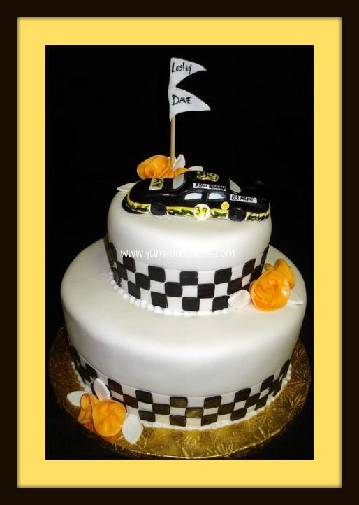 car guy wedding cake 19 best images about racing wedding theme on 12387