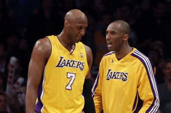 Kobe Bryant rushes to Lamar Odom's bedside - UPI.com