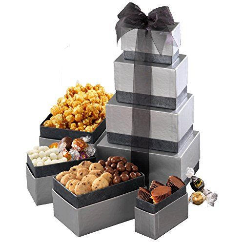 Broadway Basketeers In Loving Memory Condolence Wishes Gift Tower a Sympathy Gift * Be sure to check out this awesome product.