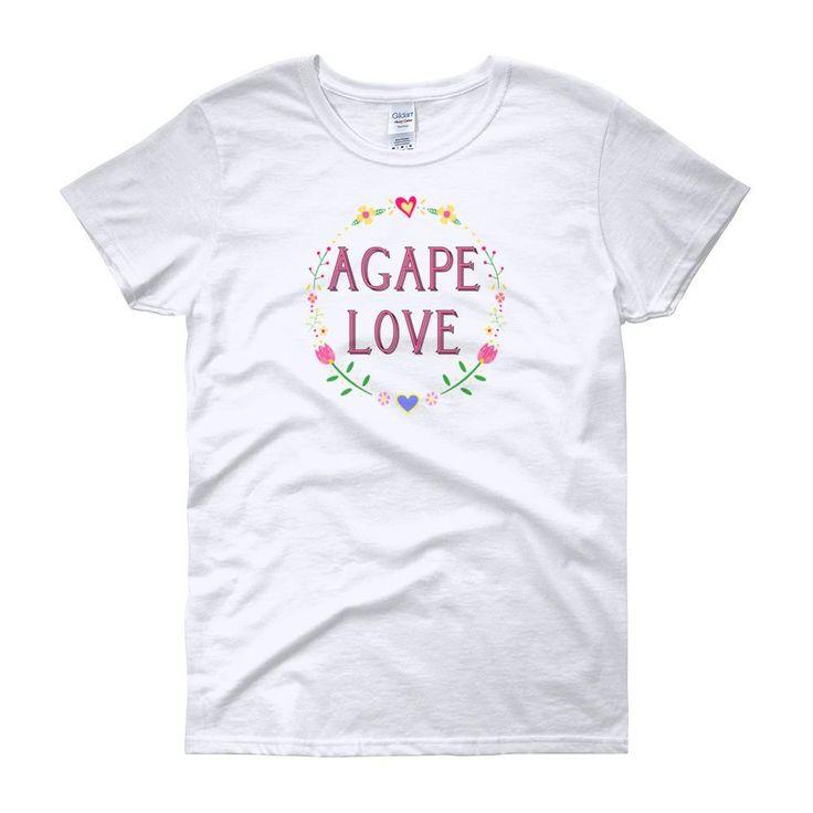 Agape. Love.