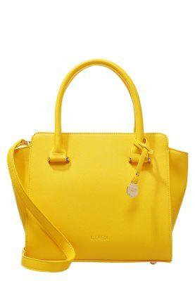 Handtasche - gelb