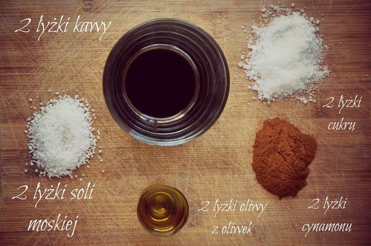 #19 Domowe SPA   Niecodzienny peeling kawowy - pożeracz celulitu ;) - The Body. Naturally.