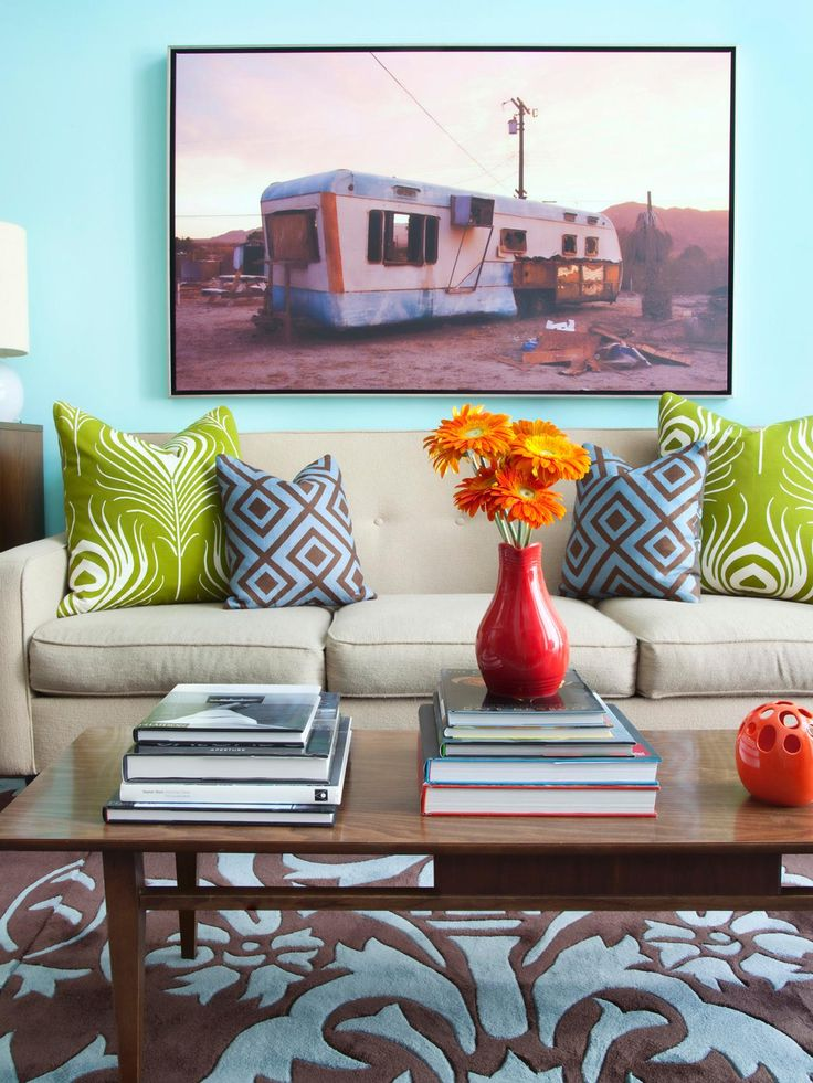 Design Trend: Decorating With Blue
