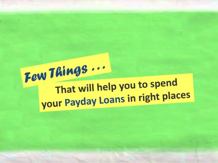 Fast and easy payday loans image 6