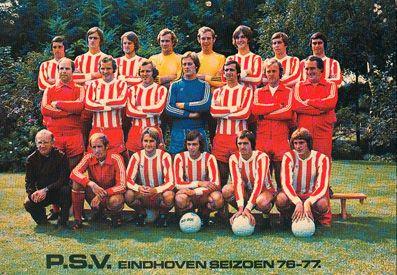 PSV: De Selectie: Seizoen 1976-1977
