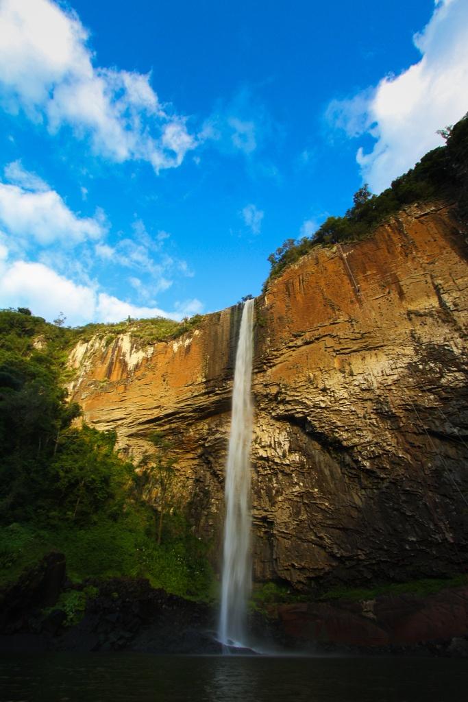 Cachoeira do Chuvisqueiro - Riozinho, Rio Grande do Sul