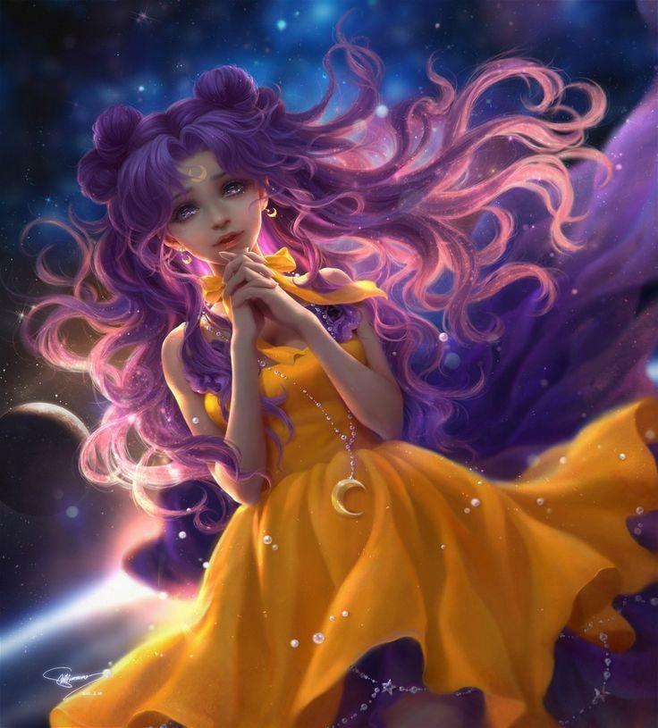 Luna, Sailor Moon