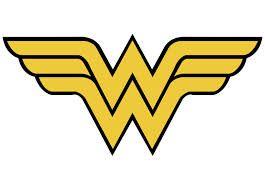 wonder woman symbol - Google Search                                                                                                                                                                                 Más