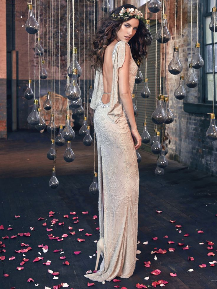 Galia Lahav Les Reve Bohemians Collection - Aisle Perfect