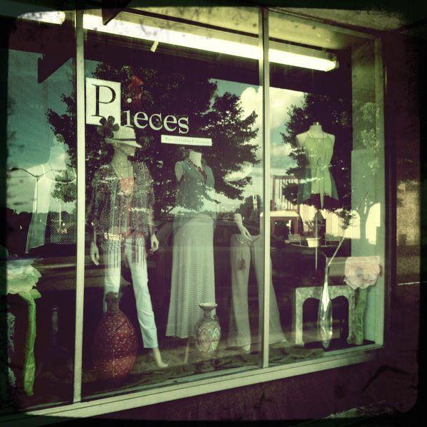 PIECES BOUTIQUE  //Martinsville, VA