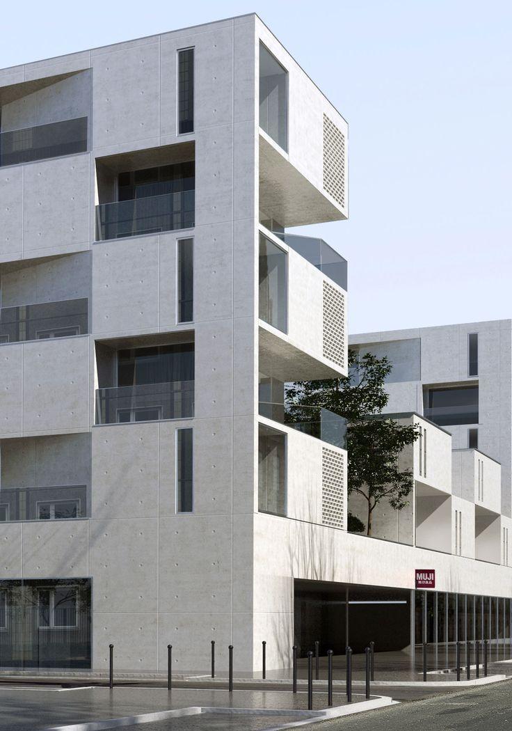 Agence d'architecture aum - Lyon