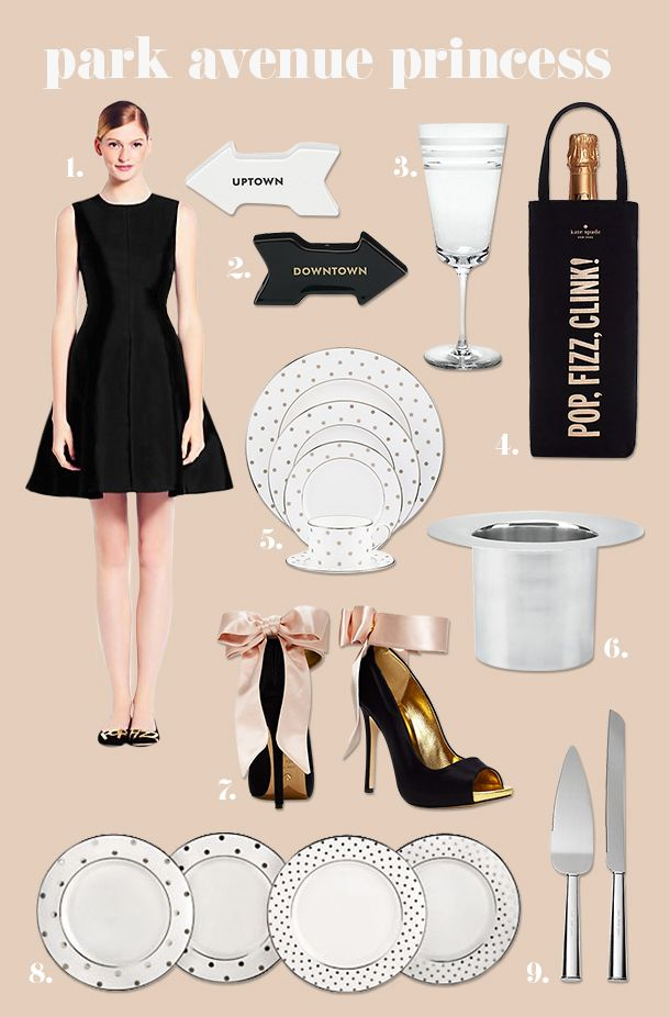 kate spade new york hostess style | Camille Styles @Kat Ellis spade new york