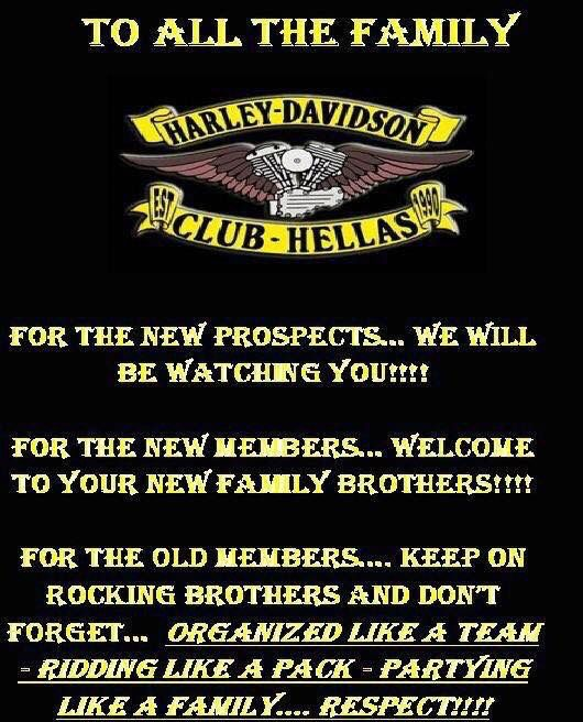 HarleyDavidsonClubHellas HDCH