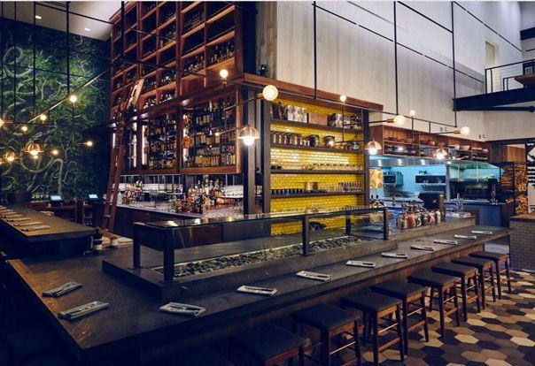 Design Dish: Los Angeles' Otium Restaurant Celebrates Its Artisans.