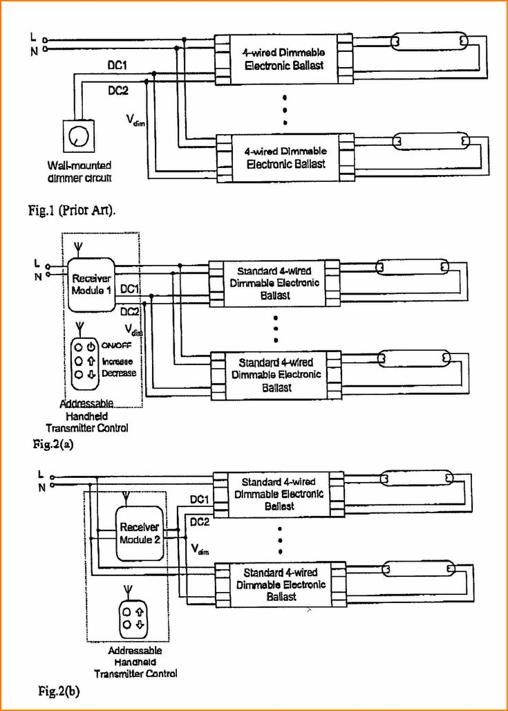 17 Awesome Led Fluorescent Tube Wiring Diagram Design