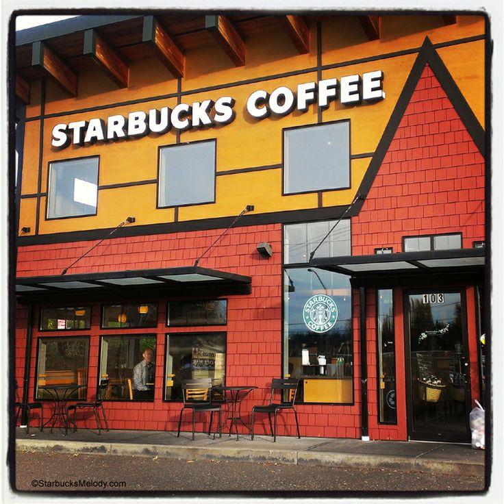 A Starbucks in Bremerton, Washington