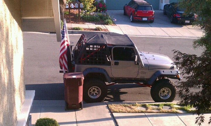 Jeep Dealer Near Me >> Bikini top and smitty built c.r.e.s cargo net   My jeep ...