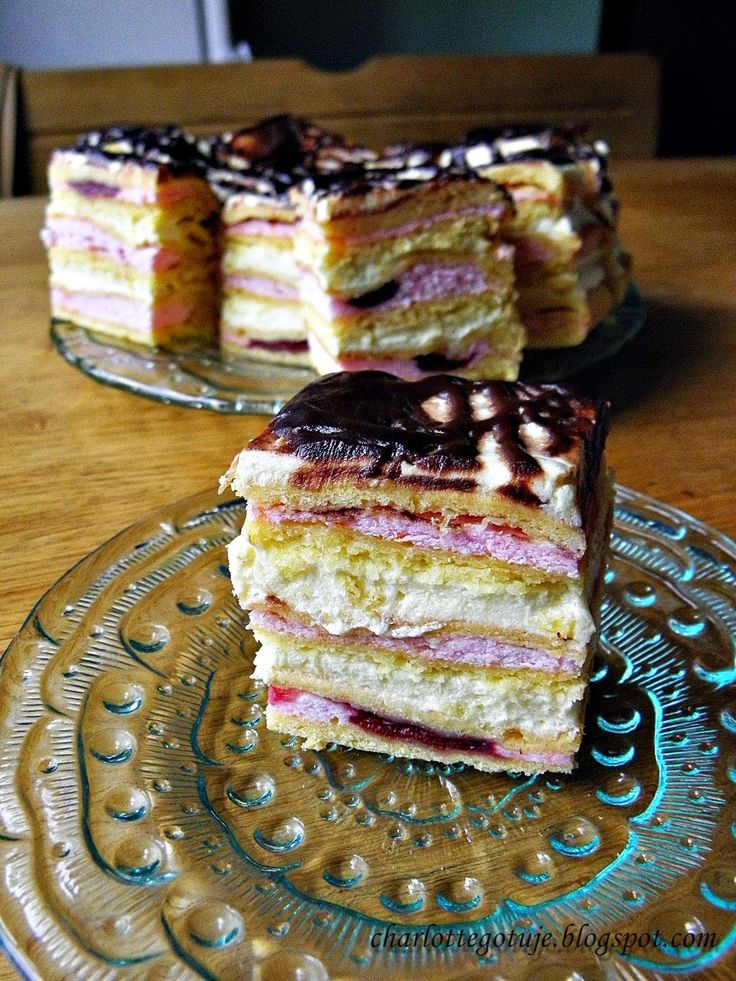 coraz słodsze: Ciasto Jakuba