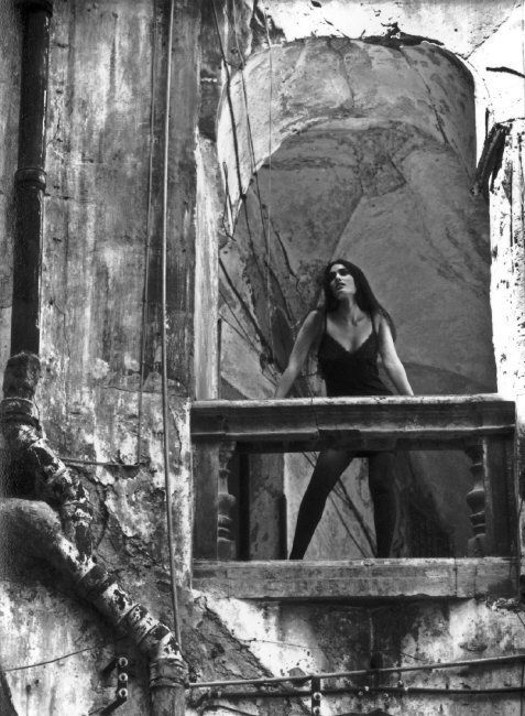Carmen Sammartin - Sicily Ferdinando Scianna