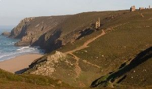 St Agnes Cornish Coast Path and Cornwall Walking Holidays on the South West Coast Path
