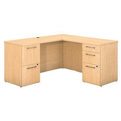 Bush Business Furniture 300S038AC 300 Series 60W x 22D L Shaped