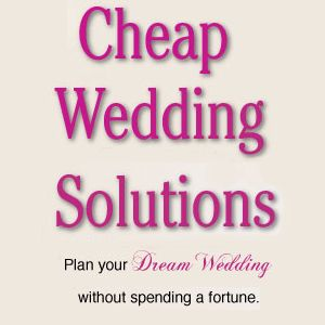 How To Plan A Wedding That Is Cheap And Gorgeous. - - Free Printable Checklists: Cheap Wedding Checklist.  Questions To Ask Your Caterer.  Questions To Ask Your Florist.
