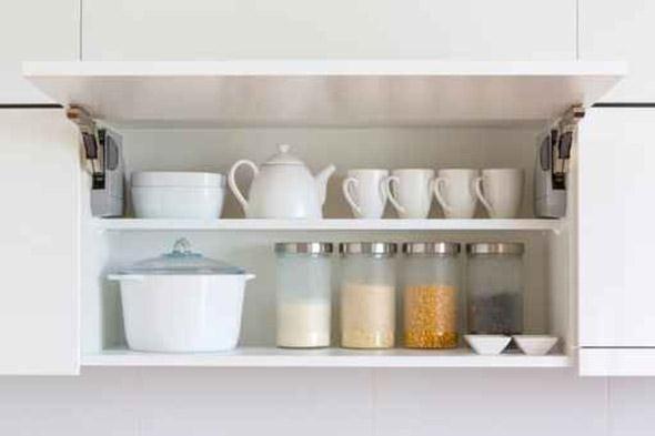 8 slimme tips voor een opgeruimde keuken
