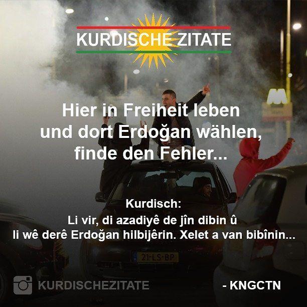 """Gefällt 996 Mal, 21 Kommentare - Kurdische Zitate (@kurdischezitate) auf Instagram: """"@kngctn ◀ Folgen. Xwedê mejî bide wan... Markiert eure Freunde. _ #Kurdistan #Kurd #Kurdish…"""""""