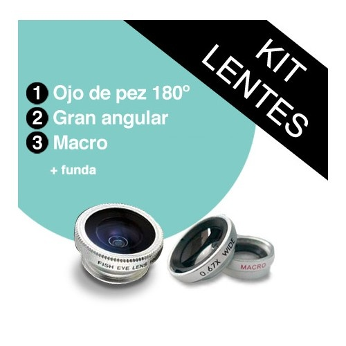 Ric // normalmente, existen kits de lentes en internet que resultan ser más económicos que comprar las lentes una por una. Hay que estudiar la compra.