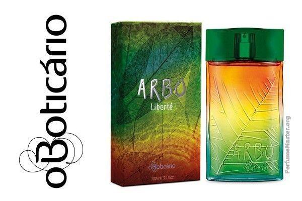 O Boticario Arbo Liberte Fragrance - PerfumeMaster.org