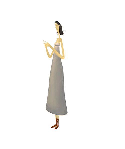 LOST SENSES character design, 3d model