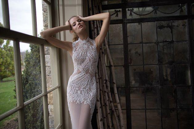 Berta Wedding Dress Collection World Exclusive | Fall Winter 2016 | Magdalena Frackowiak | Bridal Musings Wedding Blog 5