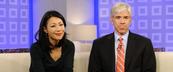 DAVID GREGORY ANN CURRY