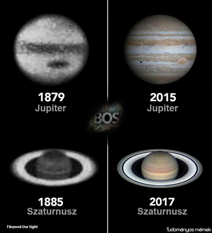 1879 / 1885 - Henry testvérek 2015 - Hubble Űrteleszkóp 2017 - Christopher Go