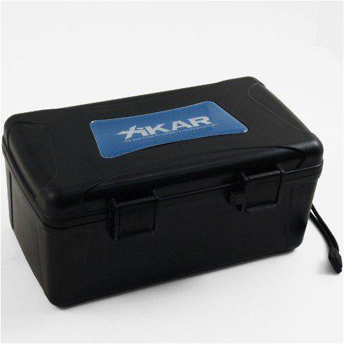XiKar Cigar Travel Case by Xikar. $26.86. case. cigar. humidifier. humidor. XiKar X-treme Protection Cigar Travel Case 15 Count