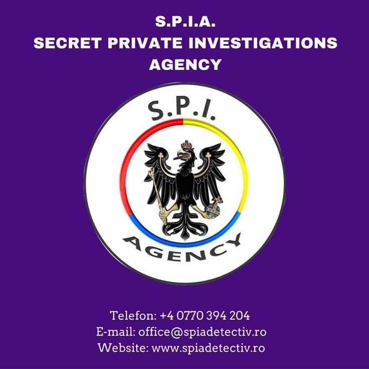 https://flic.kr/ps/2PL6Ep | S.P.I.A. Detectiv Agency in  Romania     | Secret Private Investigations Agency's photostream