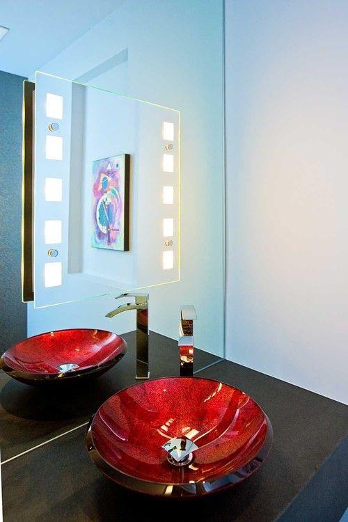 12 Best Glass Vessel Sink Ideas Images On Pinterest