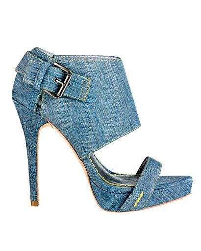 May Shops: Denim Shoes