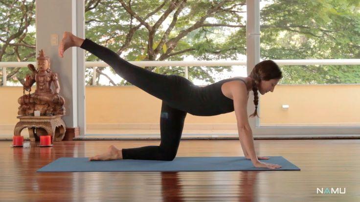 Aulas NAMU: vinyasa yoga para principiantes