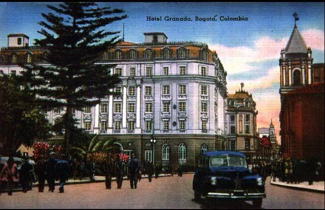 Antiguo Hotel Granada | Bogota
