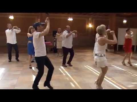 LINE DANCE - BAILANDO - YouTube