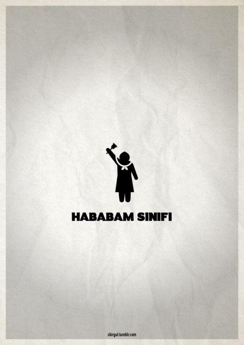 Türk Sinemasındaki Efsane Filmlerin 19 Minimalist Afişi » Tasarım Çantası