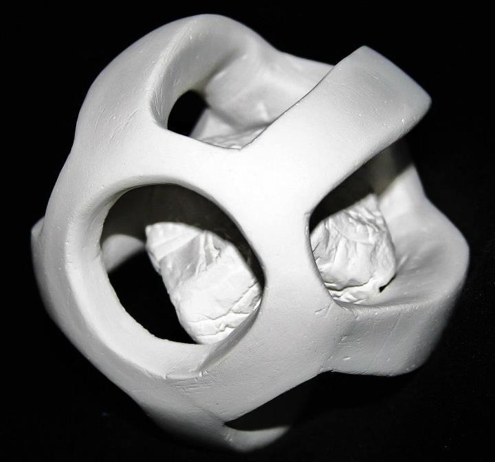 Plaster Sculpt-Amanda Brannock