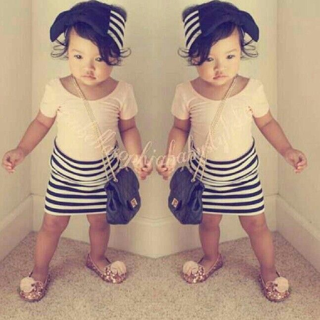 I can totally picture my baby girl looking like this