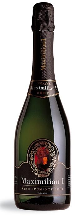 Maximilian I° sparkling wine