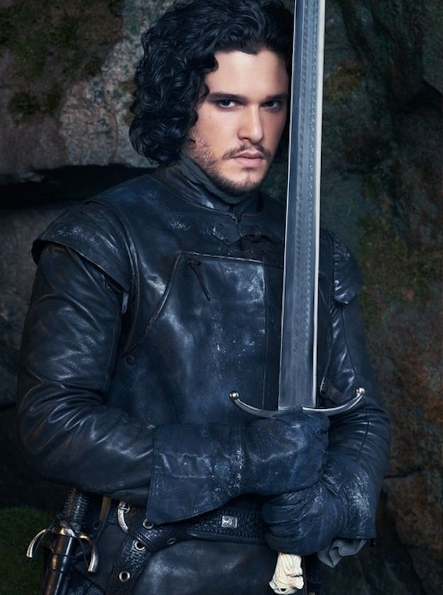 Jon Snow, love him!