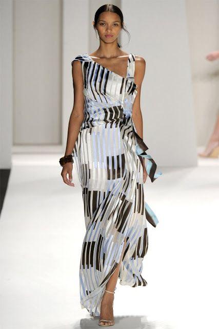 Smartologie: Carolina Herrera Spring 2012 - New York Fashion Week