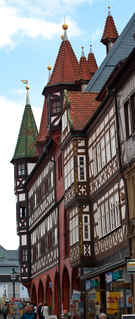Altes Rathaus, Fulda DE / Old Town Hall, Fulda GERMANY  - (taken by GerhardEric)